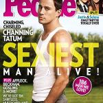 Channing Tatum Named 'Sexiest Man Alive' by 'People'