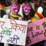 Gay Rights Activists Celebrate Pride In New Delhi