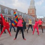 Yale Students Welcome LGBT Alumni Back with Music Video Set to Gay Anthems: WATCH