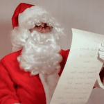 Santa Claus Comes Out In Song: VIDEO