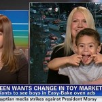 NJ Teen Petitions Hasbro to Dump Gender-Specific Marketing for Easy Bake Ovens: VIDEO