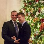 Marine Corps. Captain Matthew Phelps Asks Partner to Marry Him at the White House : PHOTOS