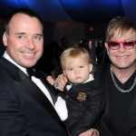 Elton John and David Furnish Welcome Second Child