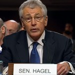 Hagel Promises to Move 'Expeditiously' on Gay Troop Benefits