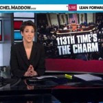 Rachel Maddow Says Good-bye to the 112th Congress: VIDEO