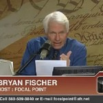 AFA's Bryan Fischer Flips Out Over Obama's Inaugural Address: VIDEO