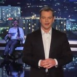 Matt Damon Gets Revenge on Jimmy Kimmel, Takes Over Show: VIDEOS