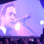 Justin Timberlake Sings Two New Tracks at Super Bowl Party: VIDEO