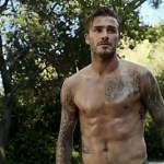 David Beckham is Caught in His Wet Underwear in New Short Film from Guy Ritchie: VIDEO