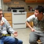 Mormon Student Tells His Friends and Family He's Gay and Films Their Reactions: VIDEO