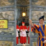 The Vatican is Having a Kiki to Choose the Next Pope: VIDEO