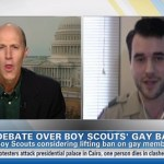Let's Watch Zach Wahls Smack Down a Homophobic Bigot Over the Boy Scouts' Gay Ban: VIDEO