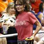 Sarah Palin Shows Her Support for Chick-fil-A Once Again