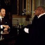 Tom Ford Talks About Changing Diapers: VIDEO