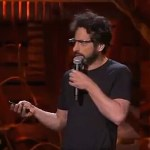 Sergey Brin Wants You to Use Google Glass Because Smartphones are 'Emasculating': VIDEO