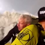 Anderson Cooper Takes a Wild Ride with Big-Wave Surfer Garrett McNamara: VIDEO
