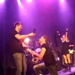 Shirley Manson Arranges Gay Marriage Proposal at Garbage Concert in Detroit: VIDEO