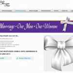 Anti-Gay 'God's Marriage Bow' Campaign Rips Off Pro-Equality 'White Knot' Campaign