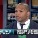 Brendon Ayanbadejo Talks About Leaving the Ravens and Reports of Gay NFL Players Coming Out: VIDEO