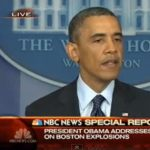 President Obama Speaks Out About Boston Attacks: VIDEO