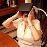 90-Year-Old Grandma Visits Tuscany in Virtual Reality: VIDEO