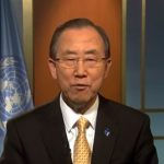 UN Secretary General Ban Ki-Moon: Governments Have a Duty to Uphold the Rights of LGBT People — VIDEO