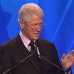 President Bill Clinton Accepts GLAAD Award in Los Angeles: VIDEO