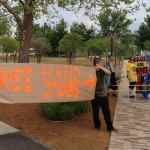 Westboro Baptist Church Offers 'Free Hand Jobs' at NBA Picket in Oklahoma City: PHOTO