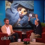 Ellen Tries to Make Chris Pine Cry: VIDEO