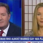 Piers Morgan Interviews Jason Collins' Ex-Girlfriend, Asks if He Apologized to Her: VIDEO