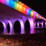 Minneapolis' I-35W Bridge Last Night: PHOTO