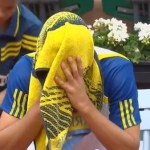 Mikhail Youzhny Destroys Tennis Racquet in French Open Rage: VIDEO