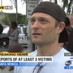 Actor Chad Allen Was at Scene of Santa Monica Shooting: VIDEO