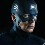 Chris Evans Is All Ears In New Captain America Portrait