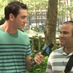 Mets Pitcher Matt Harvey Asks New Yorkers About Matt Harvey: VIDEO