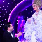 Vegas Headliner 'Diva' Frank Marino Gets Engaged on Stage: VIDEO