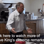 Liberal Group Trolls Anti-Gay Congressman Steve King – VIDEO