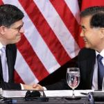 Chinese Vice-Premier's Gay Marriage Joke Gets Crickets at Meeting with U.S. Treasury Secretary