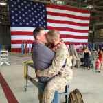 Gay Marine in Viral Homecoming Photo Marries