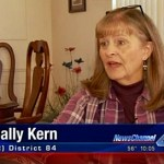 Sally Kern Weighs in as Oklahoma Tribe Hosts Third Gay Marriage: 'I Find It Kind of Sad' — VIDEO
