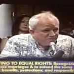 'Citizens Filibuster' Continues as Thousands Testify at Hawaii Marriage Equality Bill Hearing: VIDEO