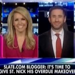 FOX News Anchor Megyn Kelly: Santa and Jesus Were White —VIDEO