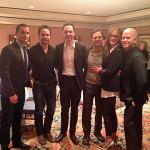 Bomer, Kitsch, Parsons, Ruffalo, and Roberts Gather to Preview 'The Normal Heart'