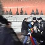 More Than 60 Arrested in Sochi Protests Across Russia