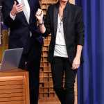 Kristen Wiig Shows Up to 'The Tonight Show' as One Direction's Harry Styles: VIDEO