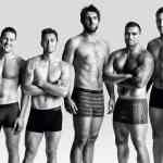 New Zealand Rugby Players Show Some Attitude in Jockey Underwear Photo Shoot: VIDEO