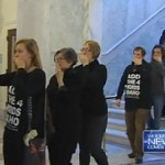 More Than 65 Gay Rights Protesters Demonstrate Again at Idaho's Capitol: VIDEO