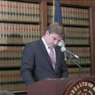 Emotional Kentucky AG Jack Conway Chokes Up Announcing He Won't Defend State's Gay Marriage Ban: VIDEO