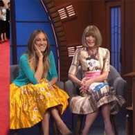 Anna Wintour and Sarah Jessica Parker Go 'Fashion Police' on Male Celebs at the Met Gala: VIDEO