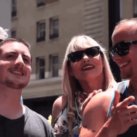 Parents Celebrate Pride with Their Transgender Sons in San Francisco: VIDEO